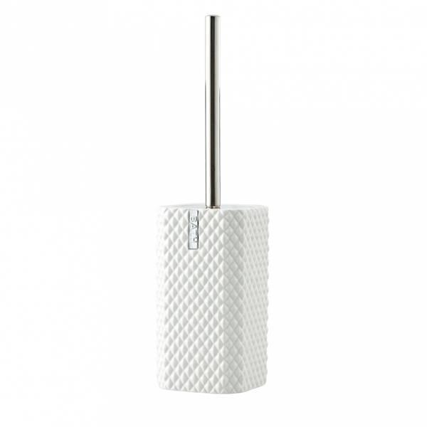 Marion Toalettbørste Hvit H 39cm